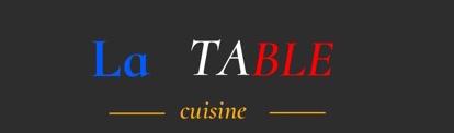 プロのレシピ La Table