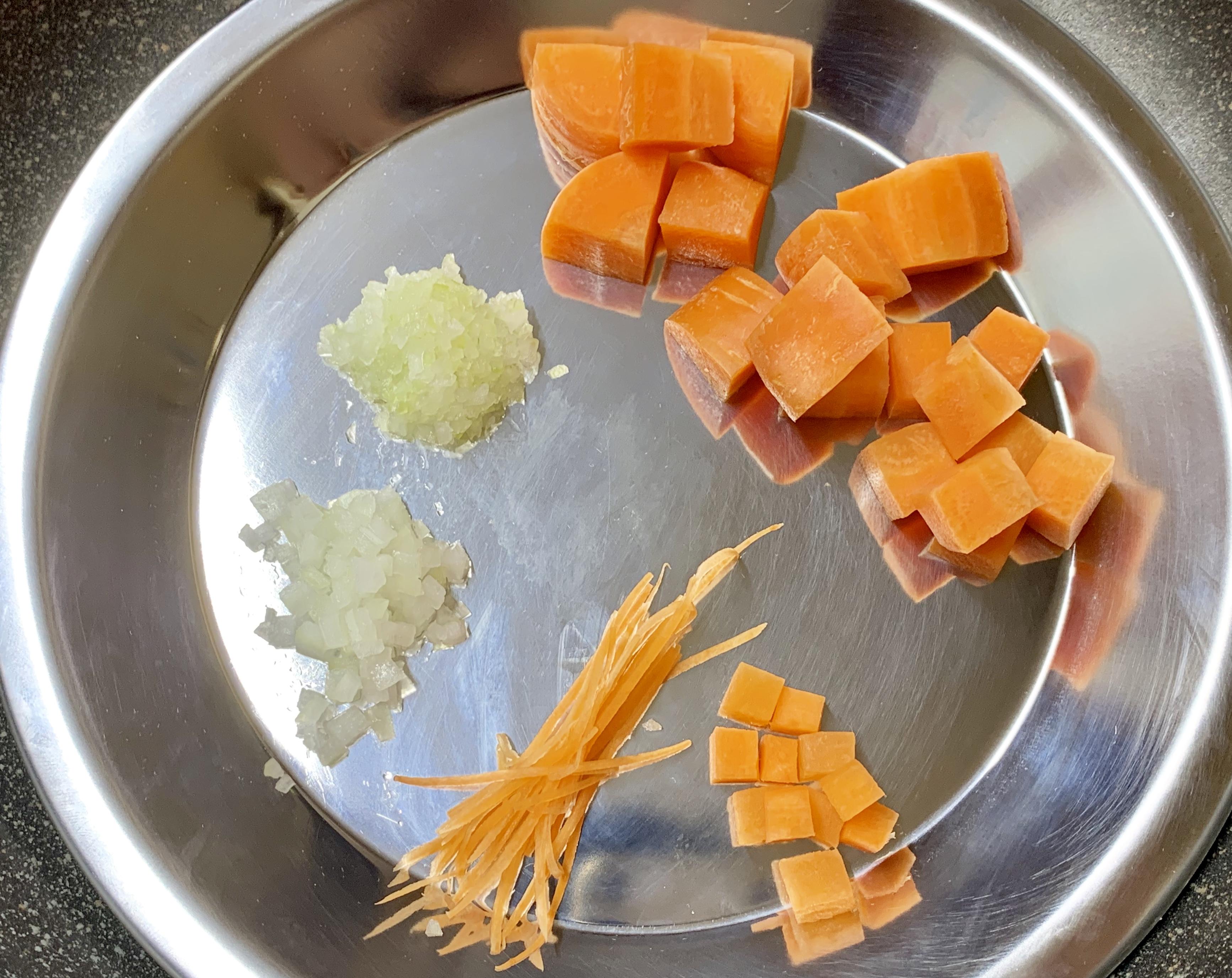 フレンチでの基本的な野菜の切り方 | プロのレシピ La Table