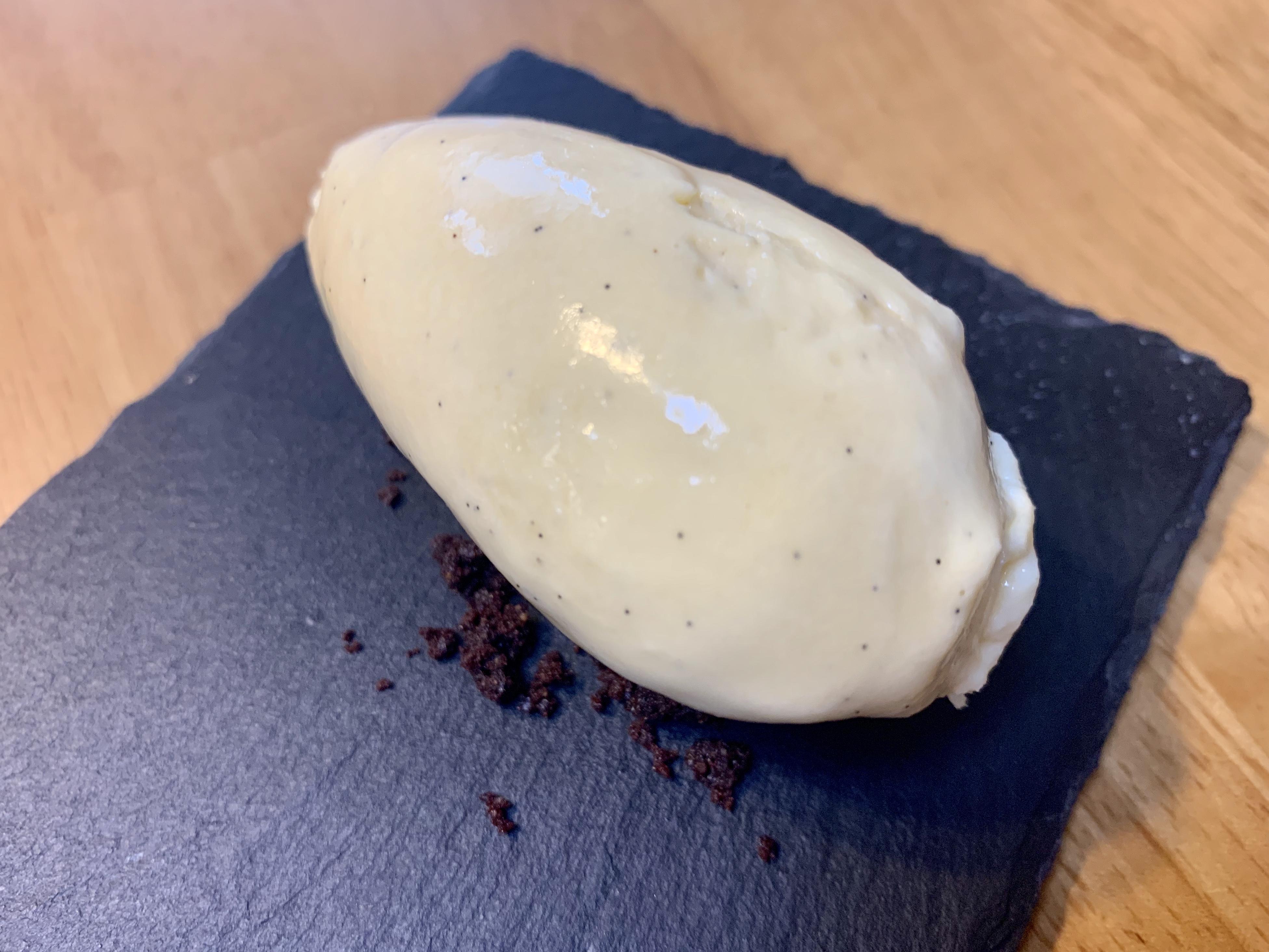 作り方 バニラ アイス